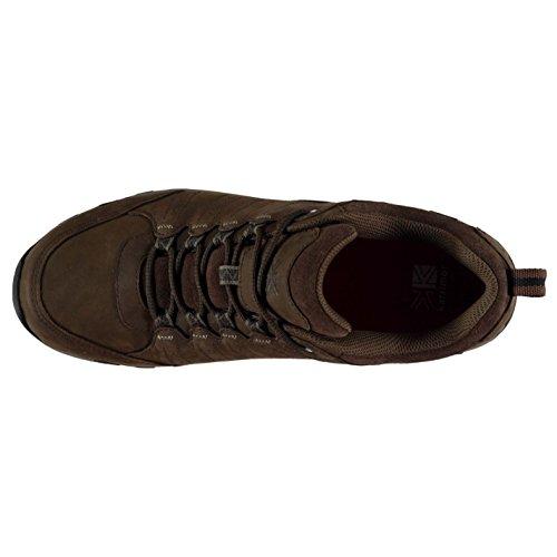 Karrimor Hommes Journey Marche Chaussures De Marron 43 Wtx FwOqf7w