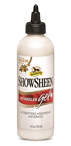 (Absorbine Showsheen Detangler Gel Squeeze Bottle, 4 fl oz)
