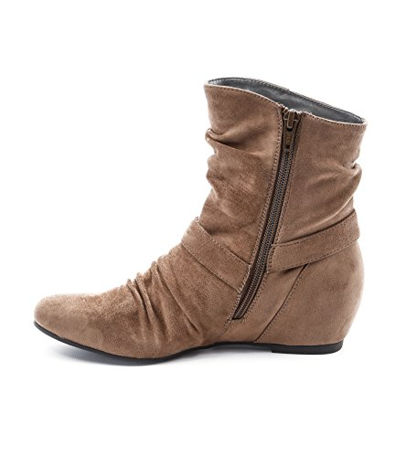 Andrew Geller Mercer Womens Boots Sopp