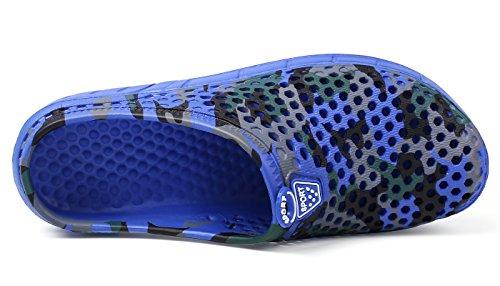 Sneakers casual blu per uomo Eagsouni cIM8h