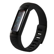 Janpims U Watch U9 Wearable Smartwatch Intelligent Bluetooth Watch Sleep Monitor for Android Black
