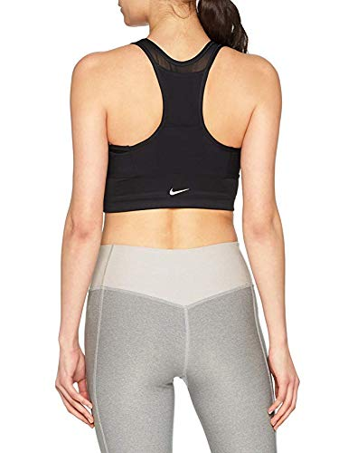 De Black Xl Femme Sport Pocket Bra Swoosh black Nike Brassière white Txv0wZIqO