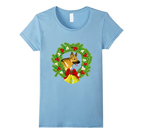 Brothers Costume Blues Female (Womens Costume For Brother. Christmas Shirt For Alsatian Lover. Small Baby)