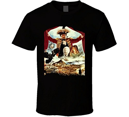 (The Adventures of Baron Munchausen Cult Movie T Shirt XL Black)