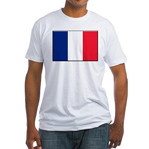 (Truly Teague Golf Shirt Flag Of France - Medium)