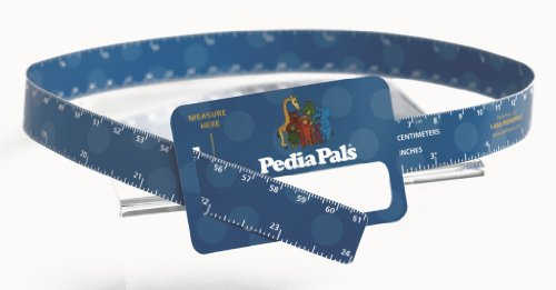 Pedia Pals Durable Head Circumference Measuring Tape
