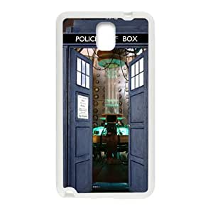 Blue police box Cell Phone Case for Samsung Galaxy Note3