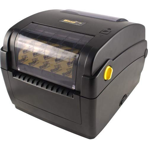 (Wasp 633808404055 WPL304 Desktop Barcode Printer, Comes Standard with Internal Ethernet USB2.0 Parallel and Serial Connectivity, 4