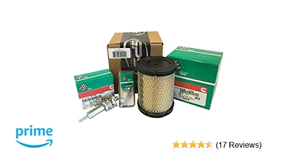Amazon.com: Tune Up Kit for Onan RV generator model KY 4000, Spec A-P Non-Evap models: Automotive