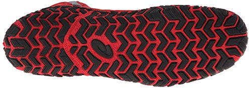 Ee Fuego Para 11 Zapatillas Aggressor Negro M Grafito Uu Lucha Asics 5 2 De Hombres Rojo FF6qp8