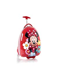 Heys Minnie Mouse Rolling Luggage Case - Flowers