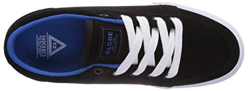 Globe Gs - Zapatos negro - Schwarz (black/cobalt 10015)