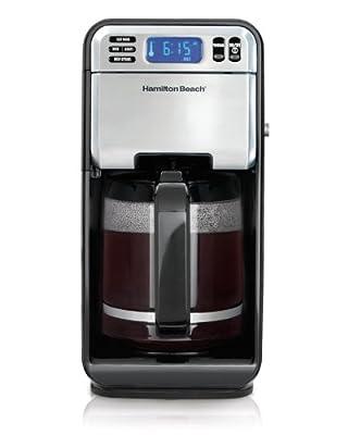 Hamilton Beach 12-Cup Digital Coffee Maker, Stainless Steel (46201) from Hamilton Beach