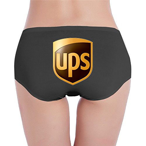 ladies-united-parcel-service-ups-express-logo-low-waist-hipster-underwear