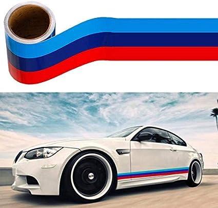 DEBBD - Pegatina de Vinilo para BMW M3 M4 M5 M6 3 5 6 7: Amazon.es: Coche y moto