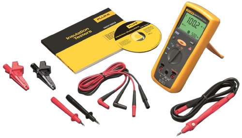 Most Popular Insulation Resistance Meters