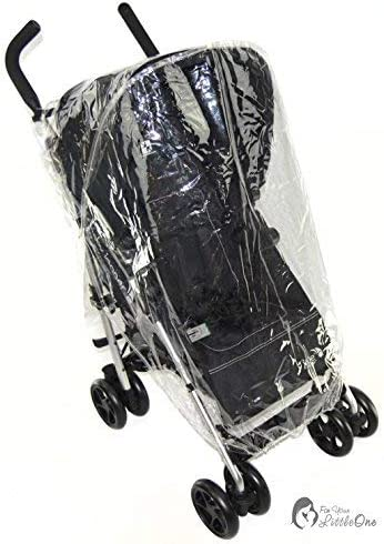 Raincover Compatible with Silver Cross Pop