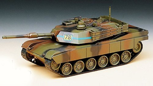 Motorized Airplane (1/48 M1A1 Abrams Motorized Tank 13002- Plastic Model Kit)