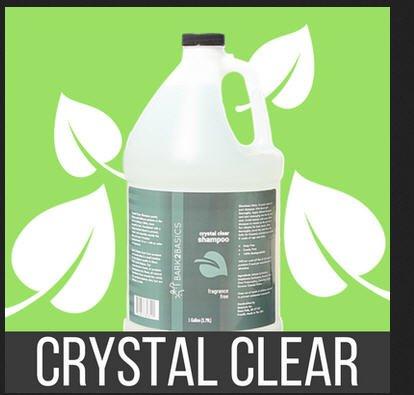 Bark 2 Basics Crystal Clear Shampoo Gallon