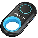 Bluetooth Remote Control Camera Shutter - Wireless Selfie Button, Camera Shutter Release for iPhone, Samsung, Android Cell-Phones