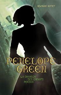 Penelope Green, tome 2 : L'affaire Bluewaters par Bottet