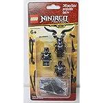 LEGO-Pacchetto-Minifigure-Cattivo-di-Ninjago-Masters-of-Spinjitzu-853866-36-Pezzi