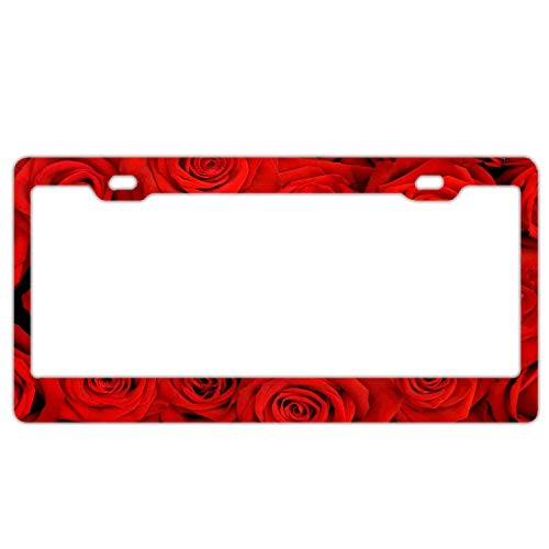 Top 10 recommendation monogrammed license plate frame for women for 2020