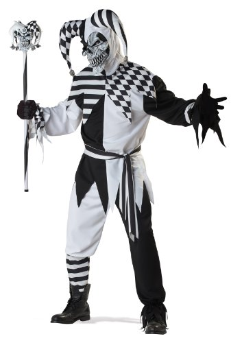 Nobody's Fool Jester Costume
