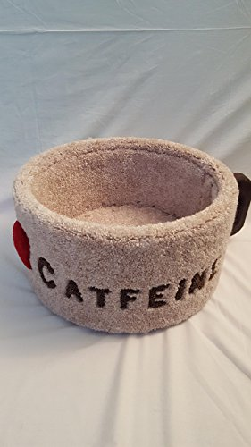 Cat Bed Catfeine Cup by Captain Catnip