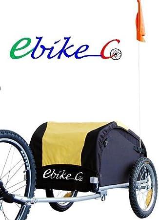 ebikeCo Remolque de Bicicleta Carga M, España, Garantía: Amazon.es ...