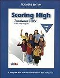 img - for Scoring High on Terra Nova: Teacher Edition Grade 3 book / textbook / text book