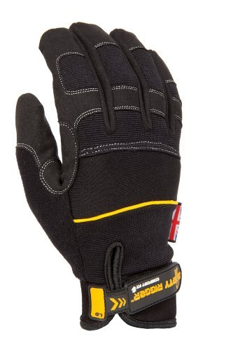 Dirty Rigger Comfort Fit Work Glove, Extra Large, Size 11 by Dirty Rigger