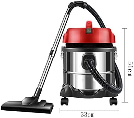 Aspirateur à Tapis, de décoration à Main de ménage 1400w 21L, Rouge (33x33x51cm) Xuan - Worth Having