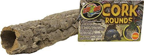 Zoo Med Natural Cork Bark Round, (Zoo Natural)