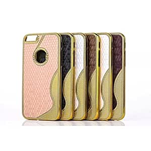 ZL Specially Designed Back Cover for iPhone 6 (Assorted Color) , Black