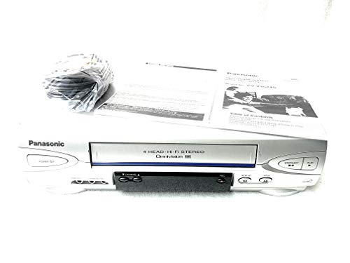 Sanyo VWM-800 VHS Stereo VCR - Vcr Stereo