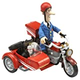 Postman Pat SDS Motorbike and Sidecar with Accessories