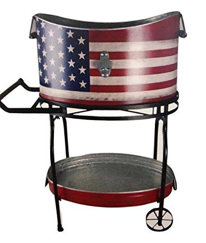 Flag Bucket - 3