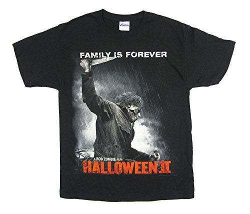 2 Family is Forever Black T Shirt Movie Rob Zombie -