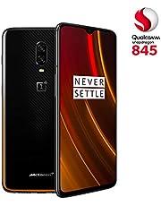 OnePlus 6T McLaren Speed Edition A6013 Dual-SIM (256GB ROM | 10GB RAM | GSM Only | No CDMA) 4G/LTE Smartphone (Speed Orange) - International Version