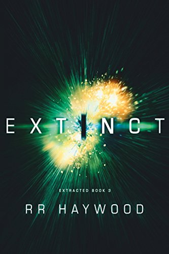 Extinct (Extracted Trilogy Book - Pick Rr Head