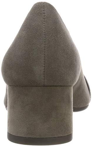 Grigio Natural Be 231 22300 21 Tacco stone Donna Con Scarpe qAA0d