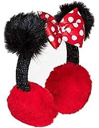 Girls Minnie Mouse Classic Bow Earmuffs