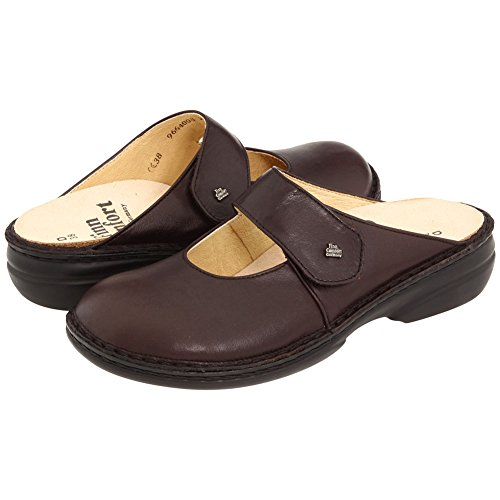 Finn Comfort Women's Stanford Kaffee Senegal 39 European by Finn Comfort
