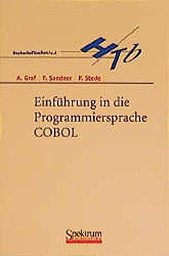 Einführung in die Programmiersprache COBOL