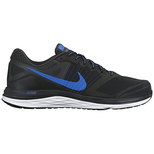Nike Dual Fusion X - black/soar-anthracite-white