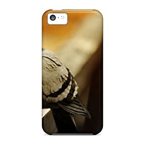 MMZ DIY PHONE CASECynthaskey Case Cover Protector Specially Made For iphone 6 4.7 inch Animals Crazy Bird