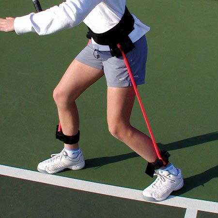 OnCourt OffCourt Flex Trainer - Improved Balance and Movement / 3 Different Resistance Levels