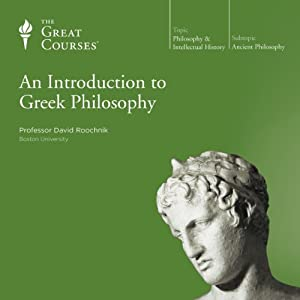 An Introduction to Greek Philosophy Lecture