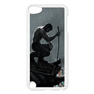 The Wolverine iPod Touch 5 Case White DIY gift pp001-6400064